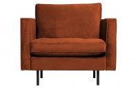 Rodeo Classic Fauteuil Velvet Roest